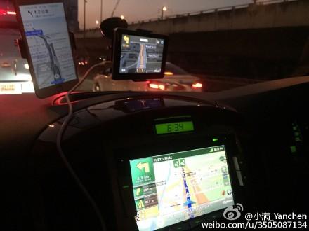 租租车提供的免费中文GPS