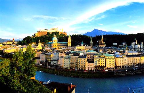 奥地利必去的自驾旅游景点介绍