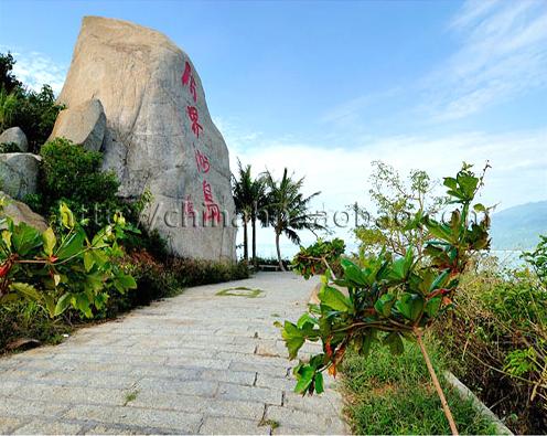 分界洲岛 国家级风景旅游区