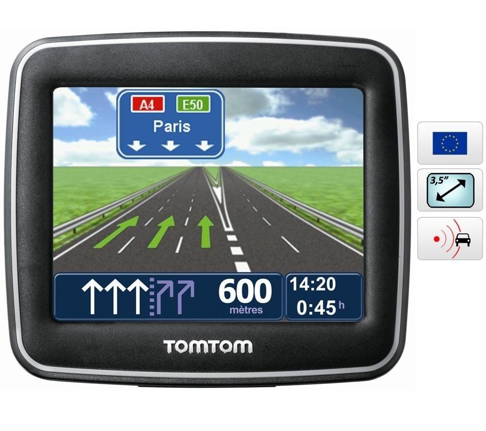 国际自驾游gps出租tomtom 汽车导航仪欧洲地图德国法国意大利瑞士