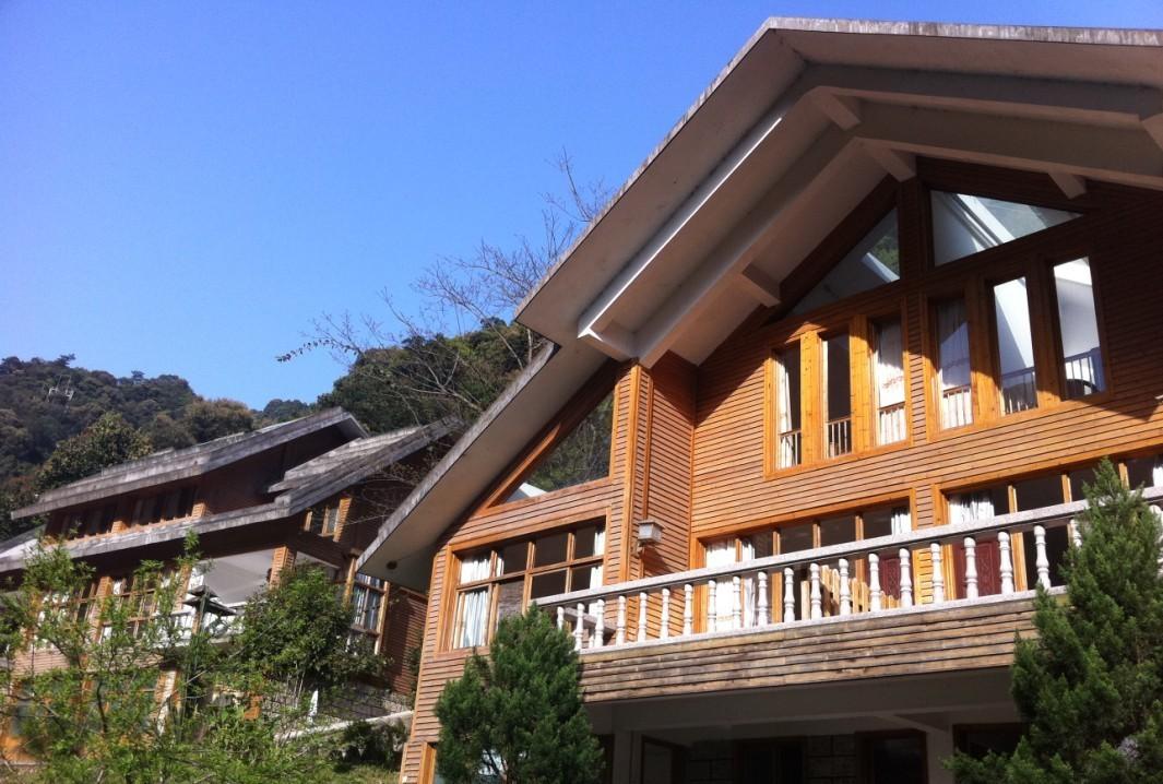 福州永泰赤壁温泉度假村 永泰赤壁温泉度假村酒店别墅