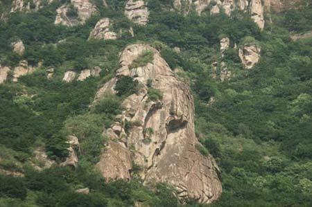 北京天门山风景区门票 密云天门山自然风景区票