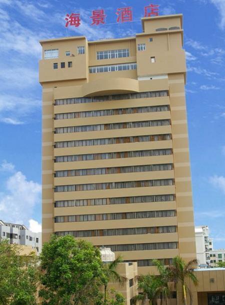 珠海海景万豪酒店预定 标准大床房 (香洲区,近海边情侣路)
