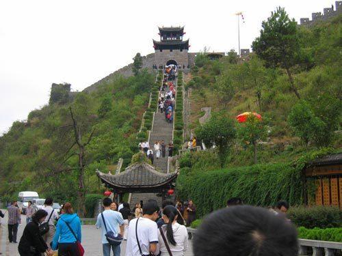 凤凰古城 中国南方长城门票图片