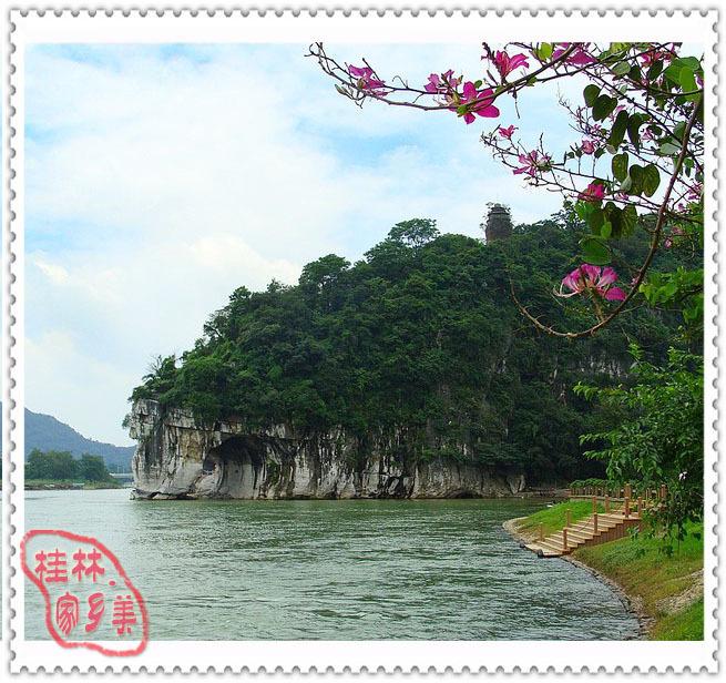 桂林旅游(市内景点) 象鼻山公园