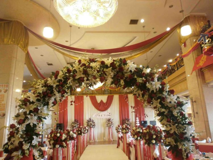 青岛东海大酒店**宴会厅100--360人/会议,婚宴
