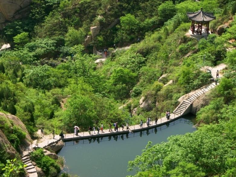 北京凤凰岭自然风景区电子门票 电子票成人票 桃花节