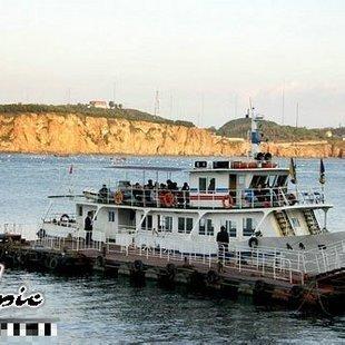 大连旅游大连景点门票大连老虎滩海洋公园海上观光船