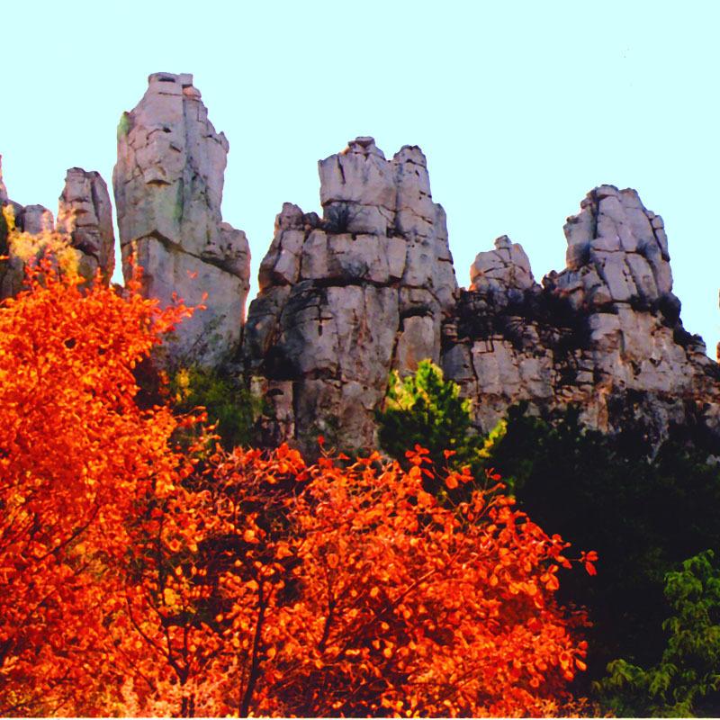石家庄天桂山风景区