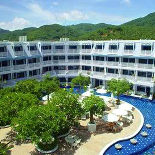 泰国酒店 普吉岛酒店 andaman seaview-安得曼海景度假饭店 4星