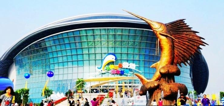 电子票:天津海昌极地海洋世界,天津海洋馆门票,塘沽极地海洋世界