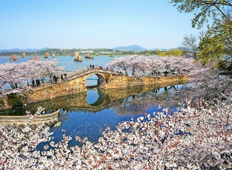 【皇冠度假预订】无锡太湖鼋头渚风景区