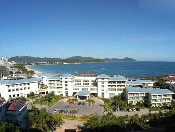 海南三亚大东海丽景海湾酒店(含双早)12年7月