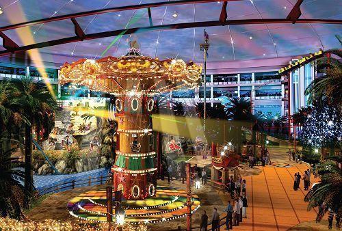 青岛自助旅游 宝龙乐园 学生票 景点随时取票