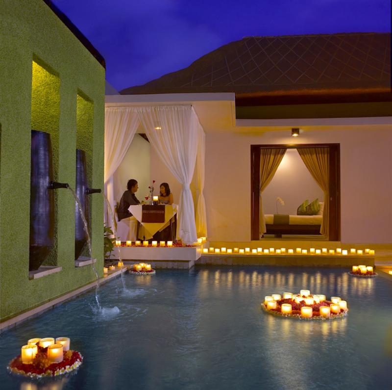 巴厘岛库塔区独栋私人泳池别墅boutique