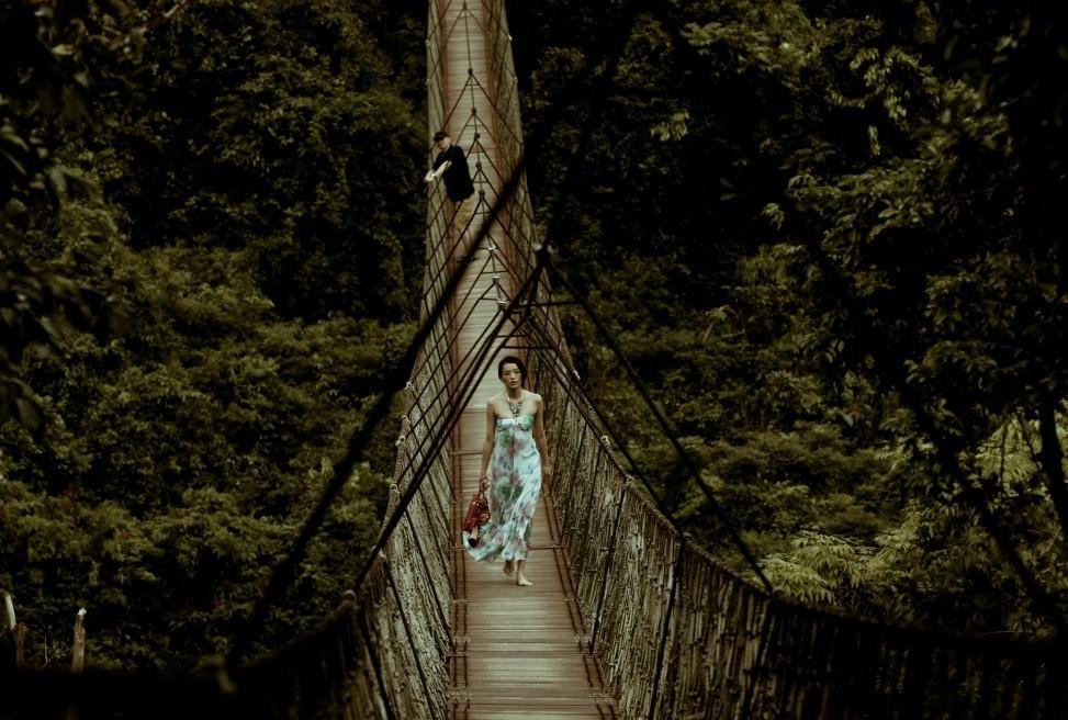海南三亚旅游景点游玩非诚勿扰二 亚龙湾热带天堂森林公园门票