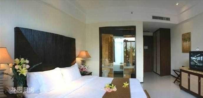 三亚酒店|三亚亚龙湾红树林度假酒店湖景房