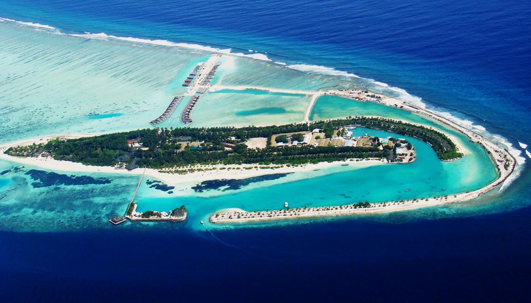 马尔代夫 天堂岛 paradise island 6天4晚