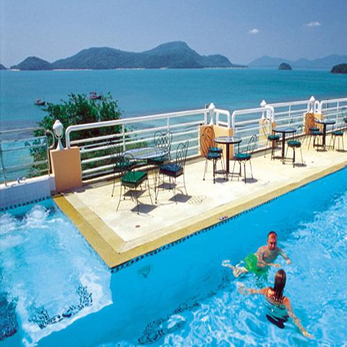 泰国旅游自由行酒店预定 普吉岛坎塔瑞海湾酒店 kantary bay 预订