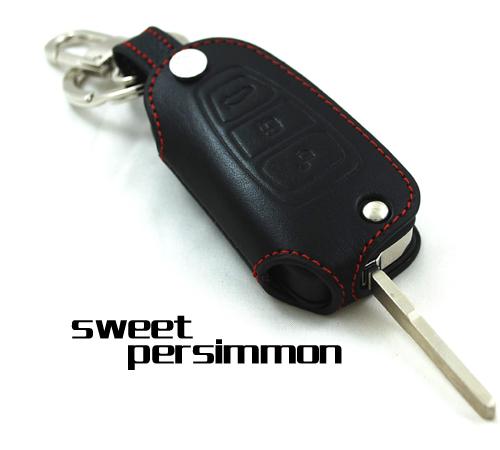 [甜柿]福特福克斯 蒙迪欧致胜钥匙包 钥匙套 真皮