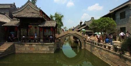 > 枣庄 > 枣庄景点门票旅游信息  160 枣庄台儿庄运河古城门票优惠