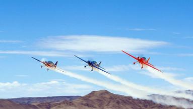 【极限挑战】拉斯维加斯战斗机体验